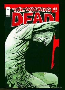 Walking Dead #45 NM+ 9.6