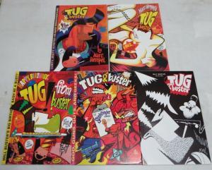 TUG & BUSTER (1995 ART & SOUL) 1-5  Marc Hempel