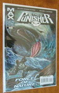 Punisher Force of Nature #1 6.0 FN (2008)
