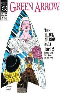 Green Arrow (1988 series) #36, NM (Stock photo)