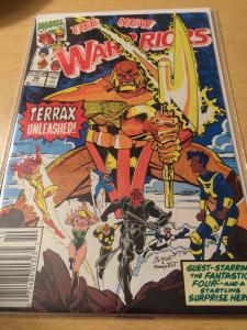 New Warriors #16