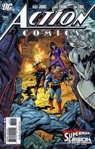 Action Comics #862A VF/NM; DC | save on shipping - details inside