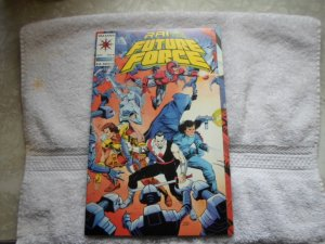 1993 VALIANT COMICS RAI AND THE FUTURE FORCE # 9 ( 3)