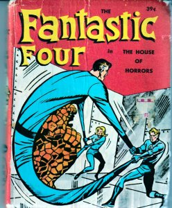 Fantastic Four - The House of Horrors