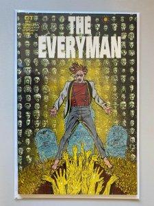 Everyman #1 8.0 VF (1991)