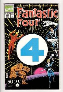 FANTASTIC FOUR #358 (1991);NM 9.8 1ST PAIBOK!!!! SECRET INVASION;ACTOR SELECTED!