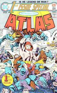 First Issue Special #1 (Apr-75) NM- High-Grade Atlas
