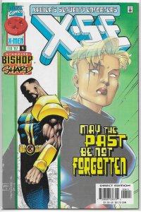 XSE #4 FN (1996) Ostrander/Deodato Studios, Bishop