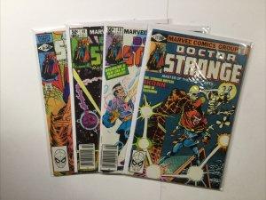 Doctor Strange 47 48 49 50 Lot Run Set Near Mint Nm Marvel