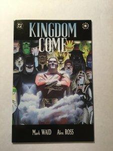 Kingdom Come 3 Near Mint Nm Alex Ross Elseworlds Dc Comics