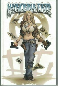 Beau Smith's Wynonna Earp TPB VF/NM grand-daughter of wyatt earp - IDW 2002