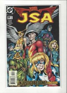 JSA #20 DC Comics  NM