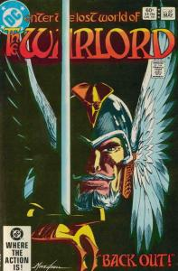 Warlord (DC) #69 VF/NM; DC   save on shipping - details inside