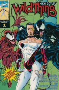 WILD THING (1993 MUK) 1-7aka VF NIKKI DOYLE! Venom