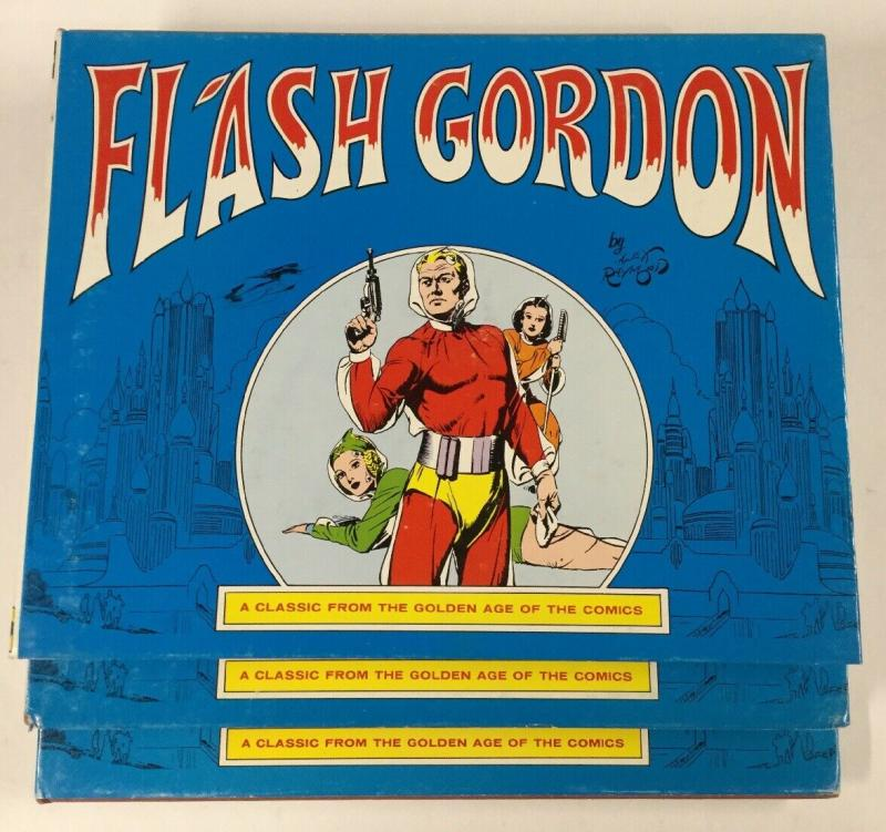 Flash Gordon A Classic From The Golden Age Nostalgia Press Hc Hardcover
