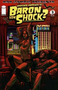 Whatever Happened To Baron Von Shock? #3 VF/NM; Image | save on shipping - detai