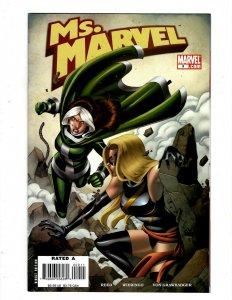 Lot Of 10 Ms. Marvel Comic Books #9 10 11 12 13 14 15 16 17 18 Avengers Hulk EK9