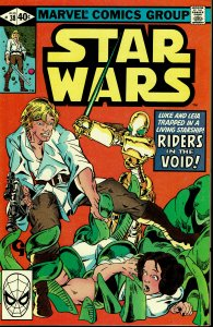 Star Wars #38 - 9.2 or Better - Prelude to Empire Strikes Back!