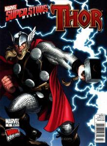 Marvel Super Stars Magazine #1C VF/NM; Marvel | save on shipping - details insid