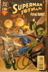 Superman/Toyman #1 9-4-nm