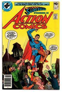 Action Comics #499 - Very Fine