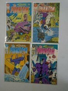 Phantom set #1-4 NM (1988 1st Series DC)