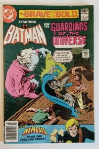 Brave and the Bold #173 (1981) VF Batman & The Guardians of the Galaxy