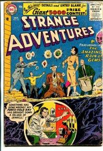Strange Adventures #73 1955-DC-Green Gorilla-horror-mystery-G-