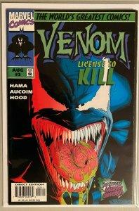 Venom license to kill #3 6.0 FN (1997)