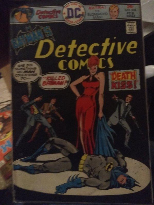 Detective Comics Featuring Batman # 456 VF