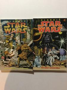 Classic Star Wars 1 + 4 Lot NM Near Mint TPB