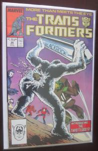 Transformers (1987 Marvel) 1st Printing#30, 7.5