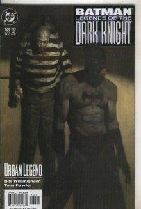Batman: legends of the Dark Knight numero 168