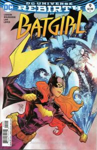 Batgirl (5th Series) #9A VF/NM; DC | save on shipping - details inside