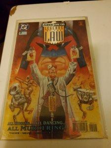 Judge Dredd Legends of the Law #2 (1995)
