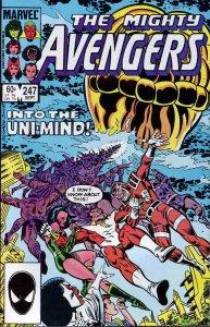 Avengers, The #247 FN; Marvel | save on shipping - details inside