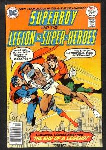 Superboy #222 (1976)