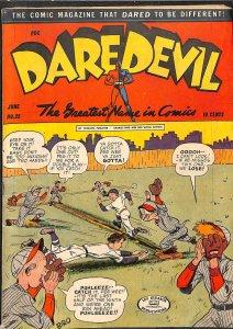 Daredevil Comics #25