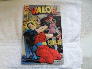 1993 DC COMICS VALOR # 6