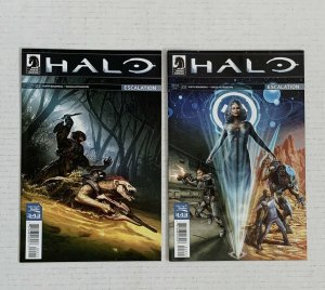 Halo #22-23 Lot Of 2