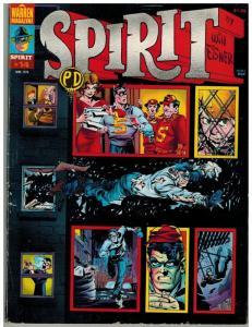 SPIRIT (WARREN/KITCHEN SINK) 14 VG June 1976