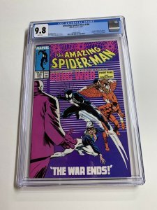 Amazing Spider-man 288 Cgc 9.8 White Pages Marvel Copper Age