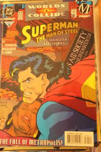 Superman the Man of Steel 35 VF