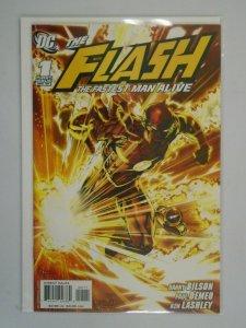 Flash Fastest Man Alive #1 8.0 VF (2006)