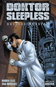 Doktor Sleepless #12 VF/NM; Avatar   save on shipping - details inside
