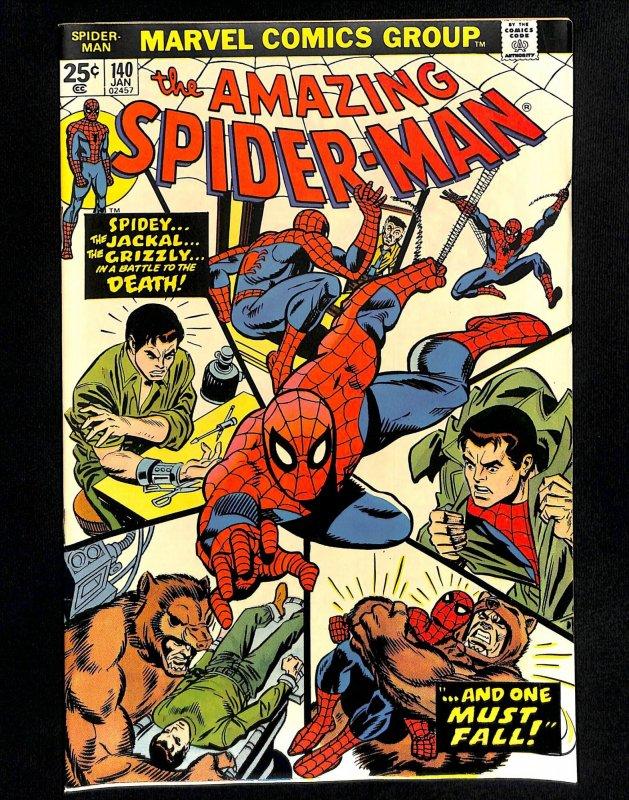 Amazing Spider-Man #140