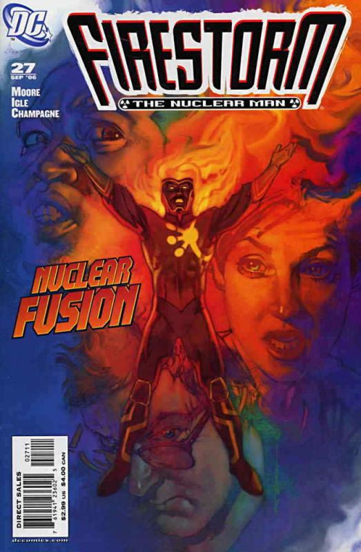 Firestorm (2nd Series) #27 VF/NM; DC | save on shipping - details inside