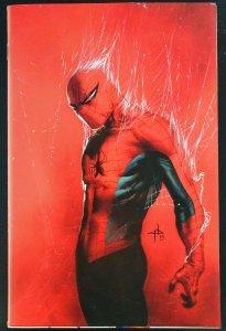 AMAZING SPIDER-MAN #800 HIGH-GRADE DEL OTTO VIRGIN VARIANT