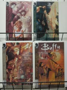 BUFFY THE VAMPIRE SLAYER SEASON 8 (2007 DH) 12A-14A,15B