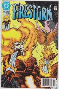 Firestorm #99